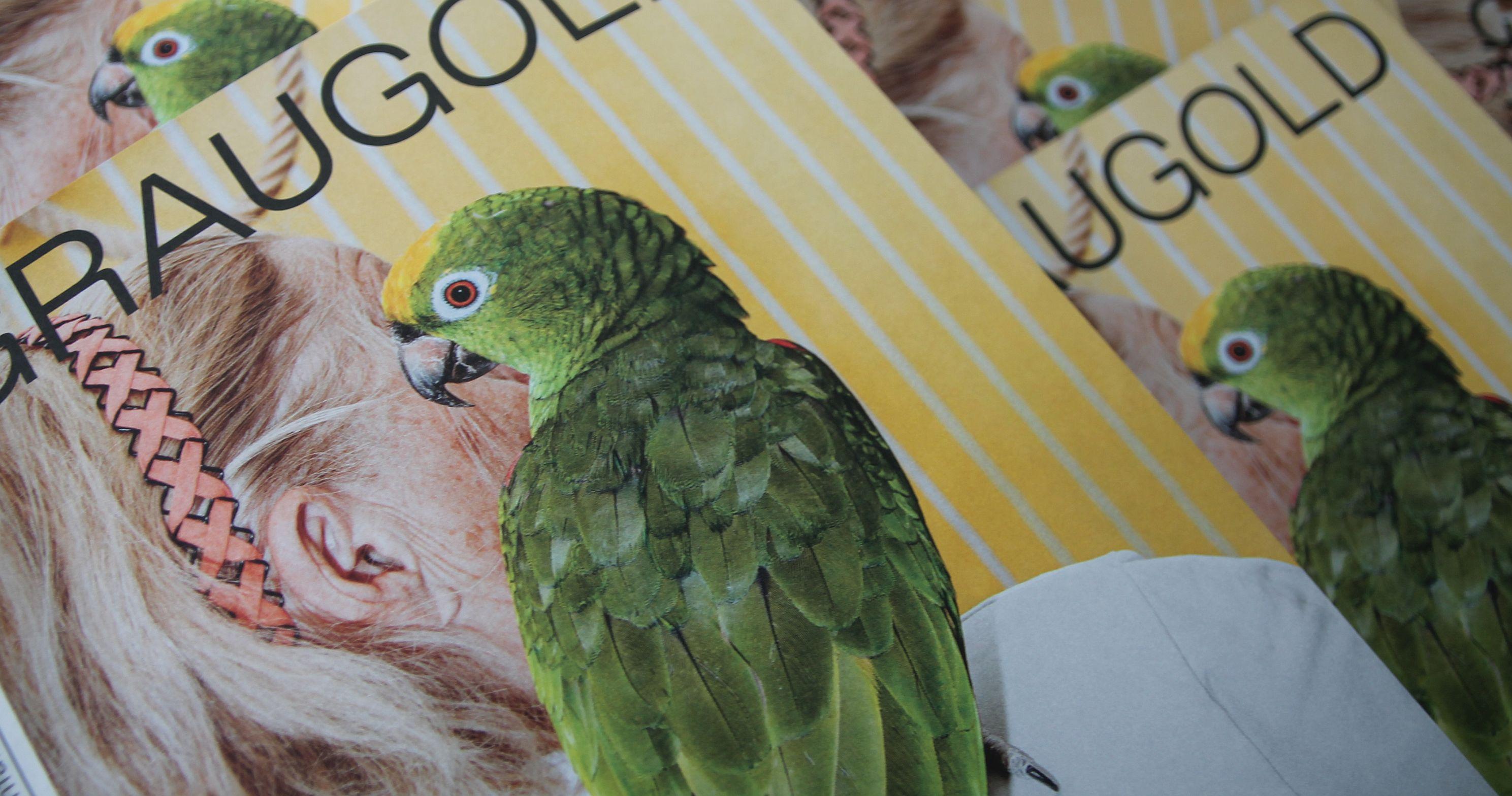 Druckfrisch und ausgeschlafen: Die erste Ausgabe von Graugold. Magazin für Alltagskultur ist erschienen